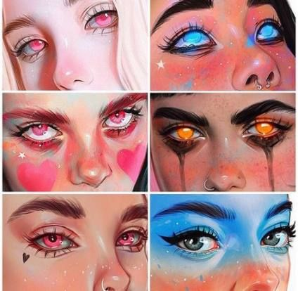 Photo of Eye Tutorial Digital Character Design 47+ Ideas