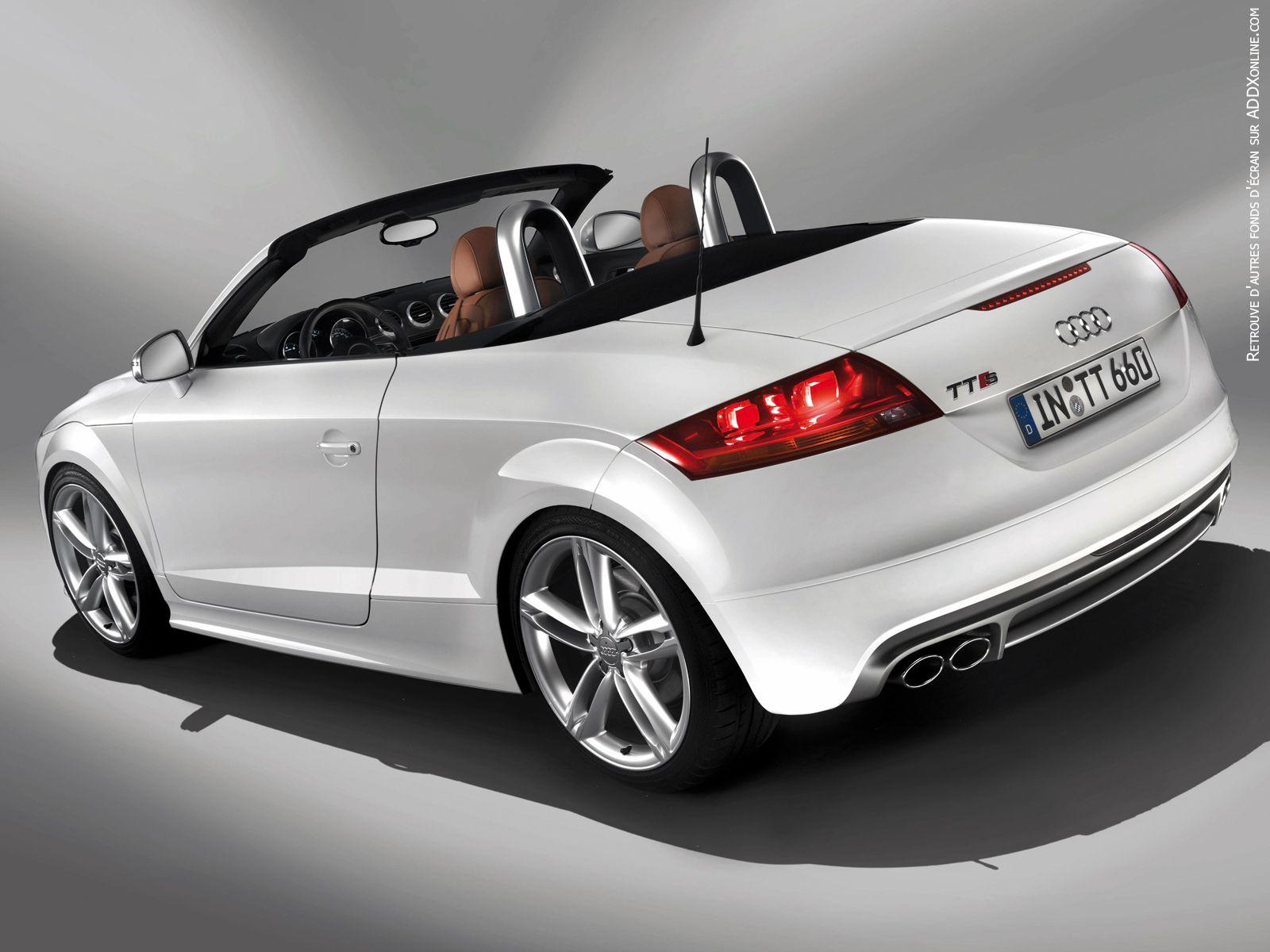 Audi audi tt roadster
