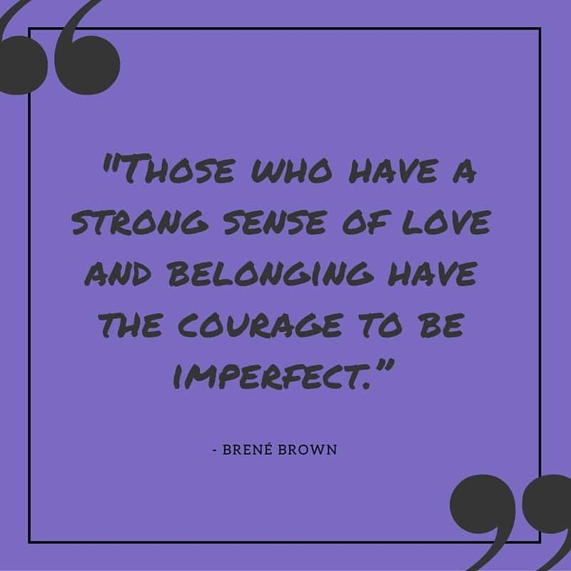 Brene Brown Quotes Simple 14 Inspirational Quotes From Brene Brown  Pinterest  Brene Brown