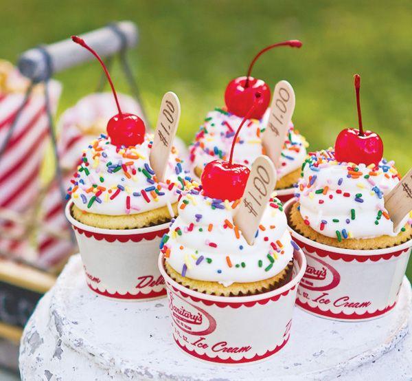 cupcake selling ideas