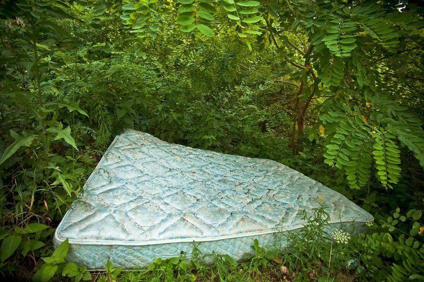 old mattress Old mattress, Mattress, Diy mattress