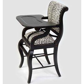 highchair for Savanna Rose