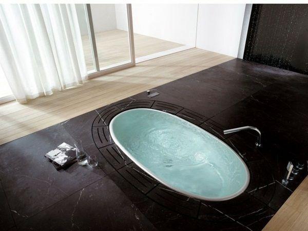 salle de bain équipée moderne avec un design Teuco Spa- Bathroom