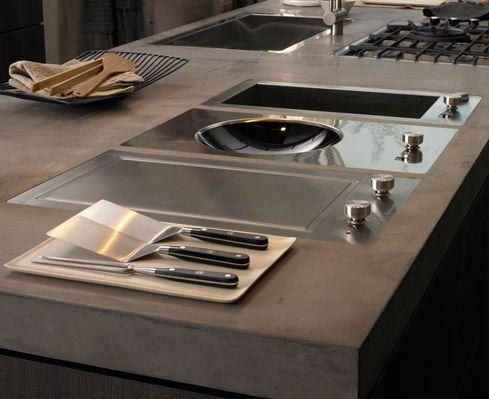 Elettrodomestici / Piani cottura New Domino, KitchenAid ...