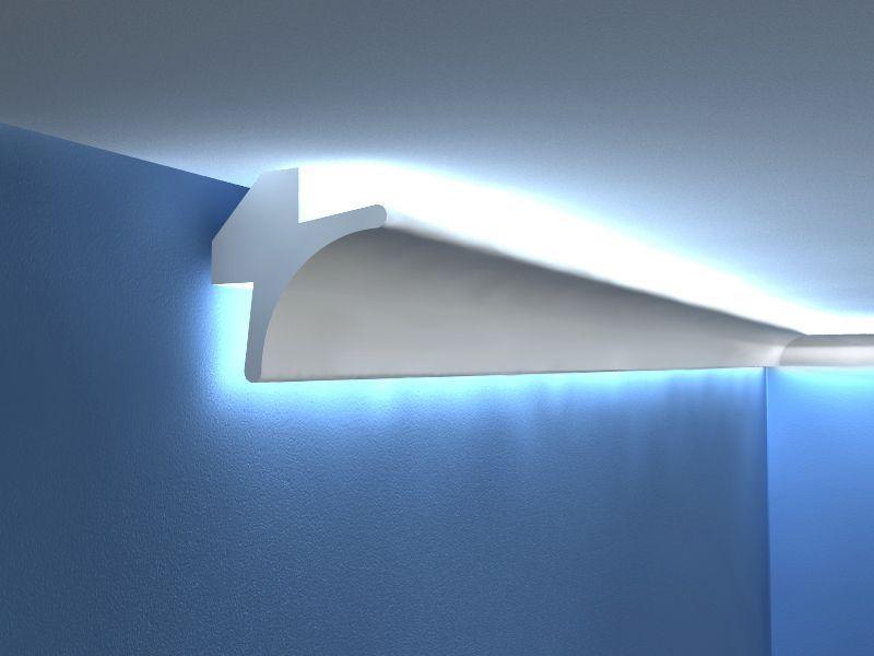 Lichtleiste Led Lo 25a Wandbeleuchtung Beleuchtung Wohnzimmer Indirekte Beleuchtung Wohnzimmer
