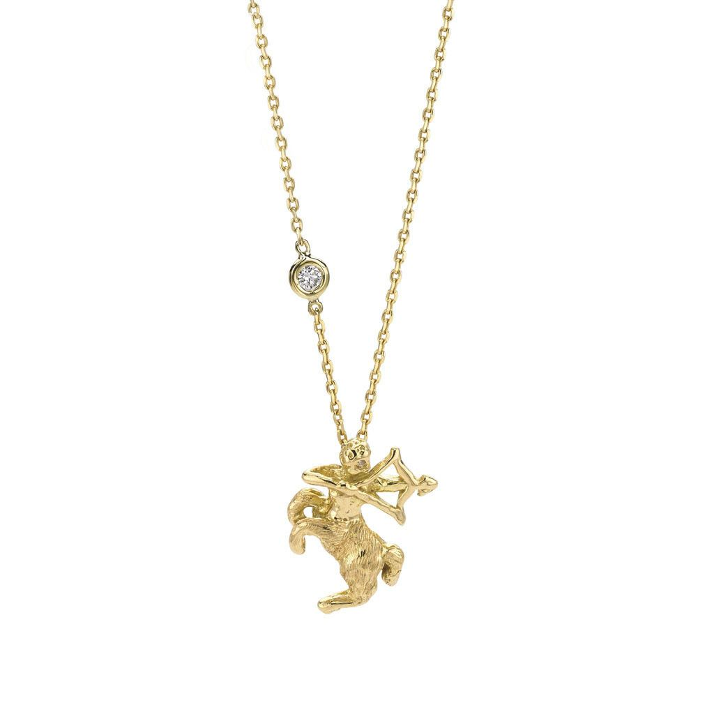 Sagittarius zodiac necklace kt gold price is when you use
