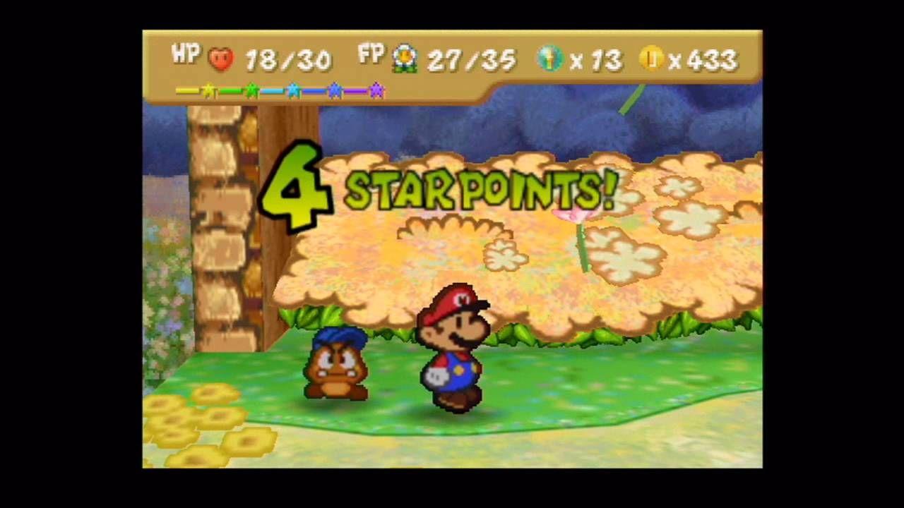 Pin By Johnathan Tyszkowski On Paper Mario Nintendo 64wii Virtual