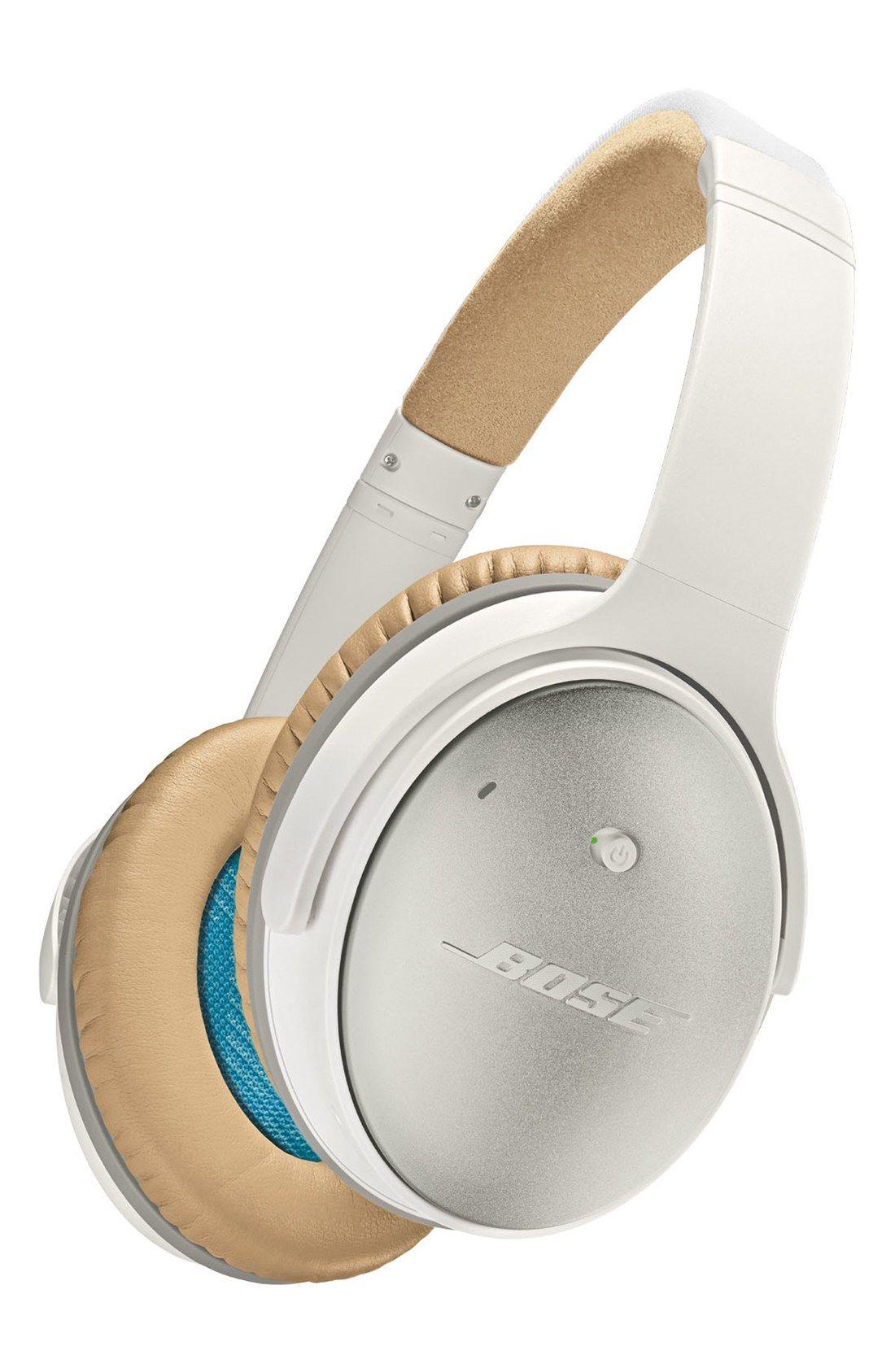 Bose Quietcomfort 25 Acoustic Noise Cancelling Android Headphones Noise Cancelling Headphones Noise Cancelling White Headphones