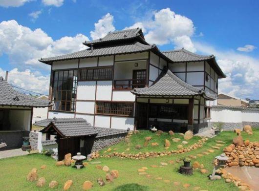 telhado pagode
