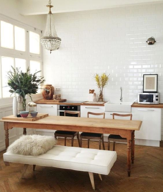 Make Your Kitchen A More Sociable Space