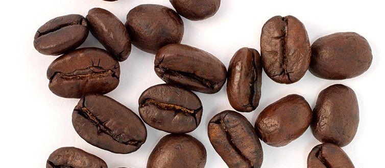 Dark costa rican tarrazu coffee roasting coffee bean