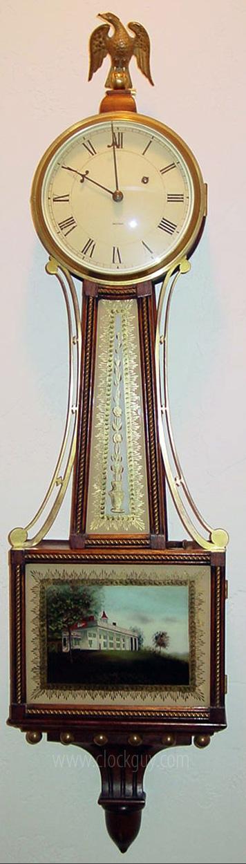 Rba07 Walthambjo Brassrope Front Lg Jpg 356 1 250 Pixels Mantel Clock Waltham Home Decor