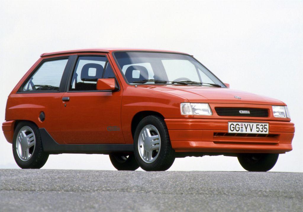 Opel Corsa Gsi A 1990 1993