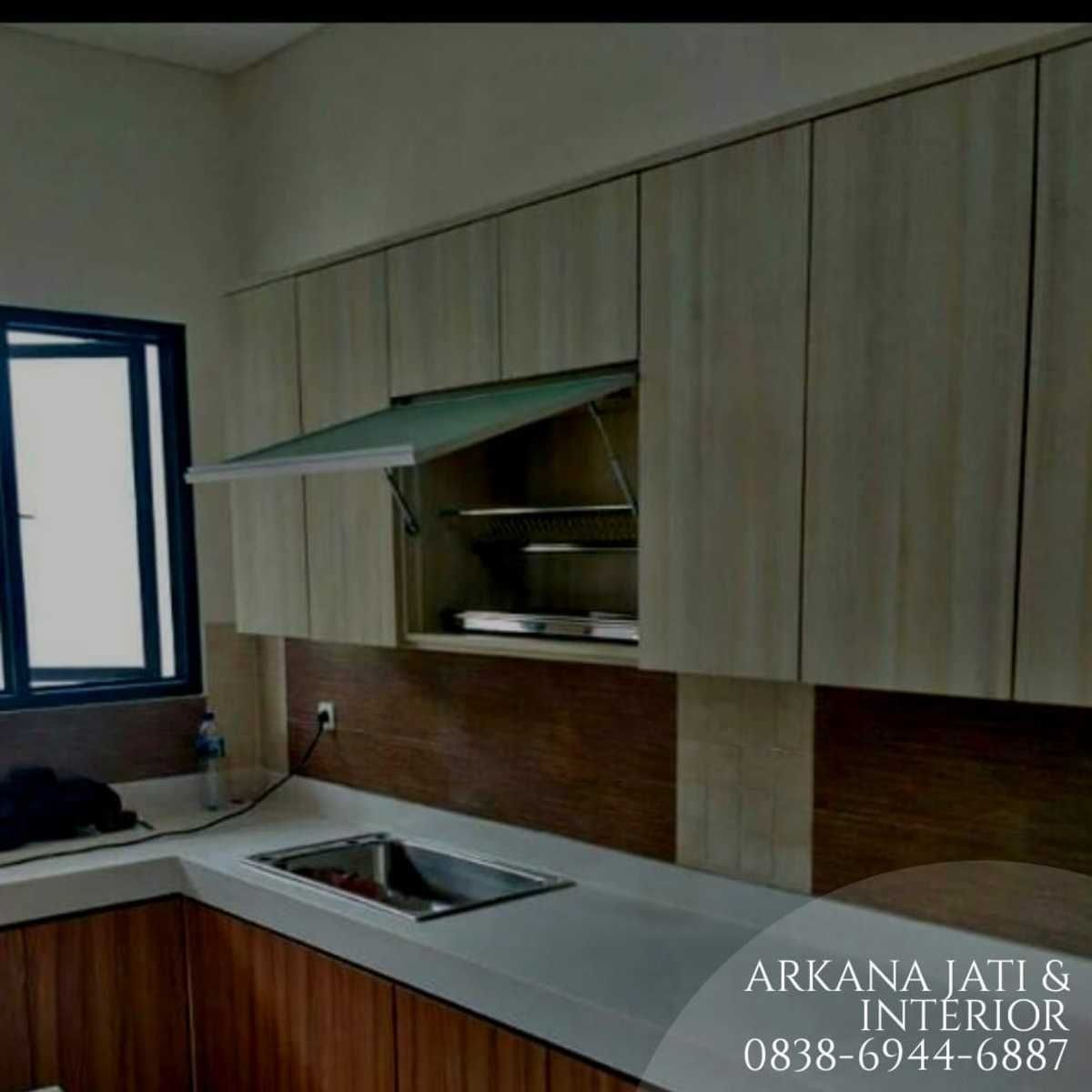 Harga Kitchen Cabinet Murah Kualitas Terbaik Ada Di Sini Interior Minimalis Rumah