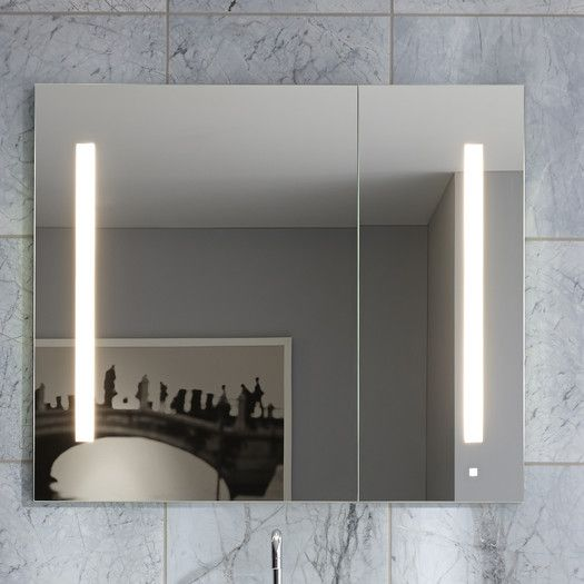 Robern Aio 30 X Mirrored Wall Mounted Medicine Cabinet