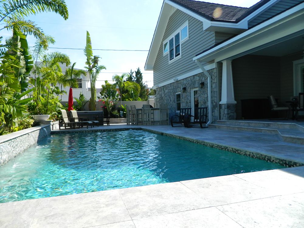 Florida pools spas premier outdoor living design