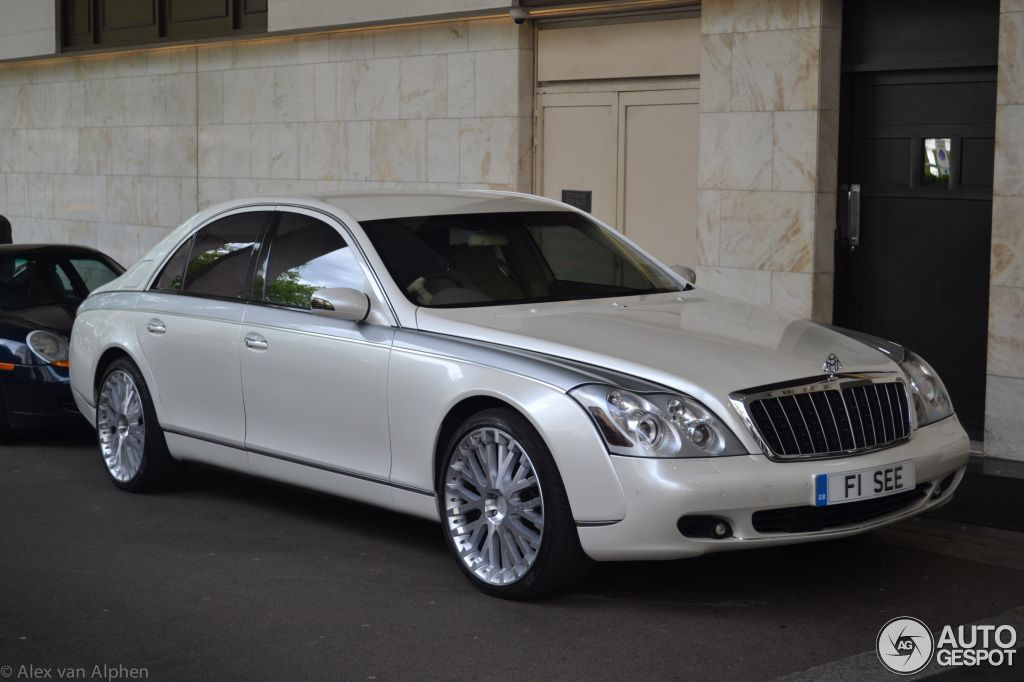 2013 Mercedes Maybach Finishing Touch Maybach 57 By Project Kahn Daily Mercedes Benz News Maybach Mercedes Maybach Mercedes