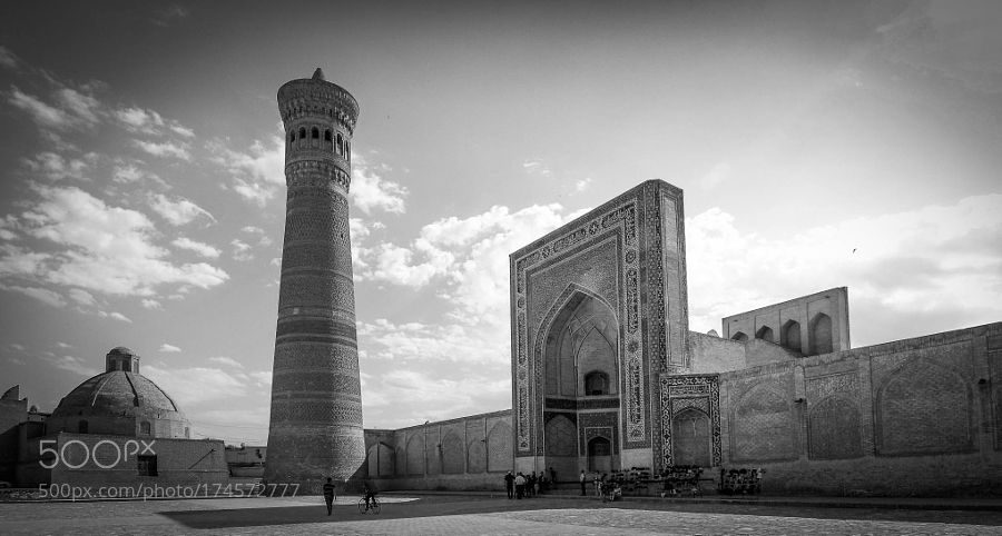 Popular on 500px : Poi-Kalyan Mosque Bukhara Uzbekistan by ByHayan