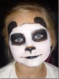 Face Painting Mis Panda