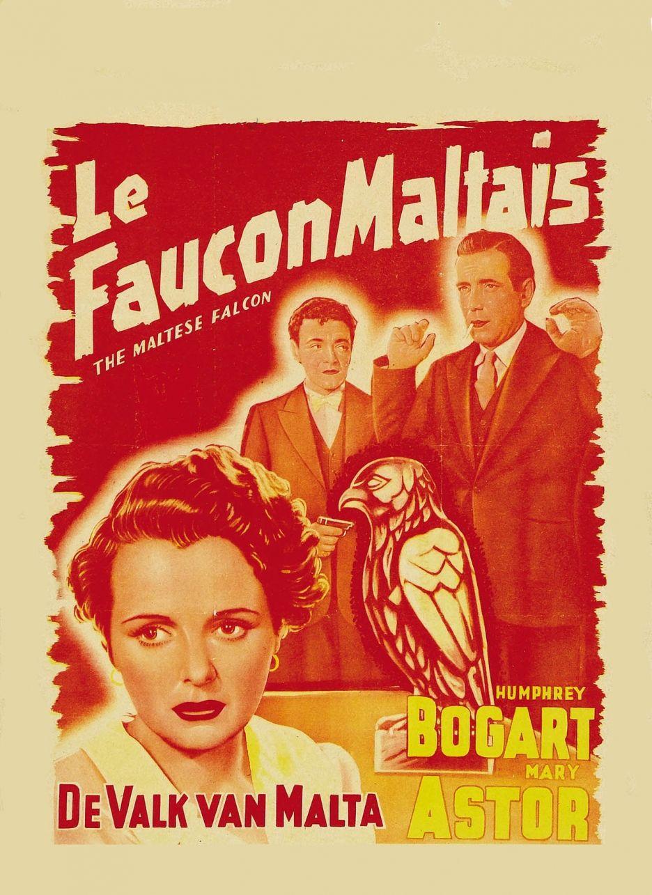 The Maltese Falcon Sanfrancisco Humphrey Bogart Bogart Movies Maltese
