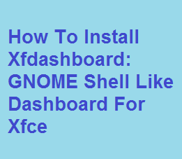 In this tutorial, getting to know about, how to install