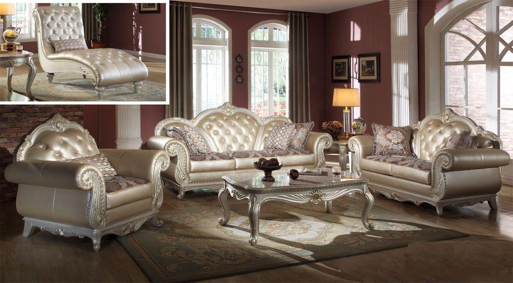 Viktorianischen Stil Wohnzimmer Möbel   Loungemöbel