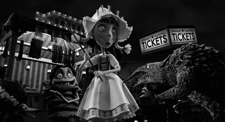 An Analysis Of Art  Design In The Films Of Tim Burton  Tim Burton  Character In Old Style Clothing In Frankenweenie Animation Film  Beetlejuice Tim Burton Art