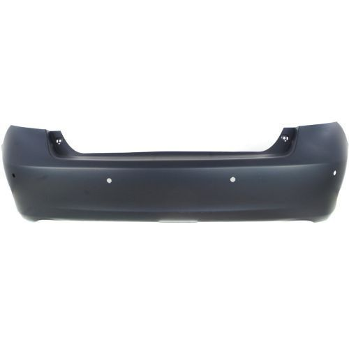 2007-2012 Lexus ES350 Rear Bumper Cover,Primed,w/Parking
