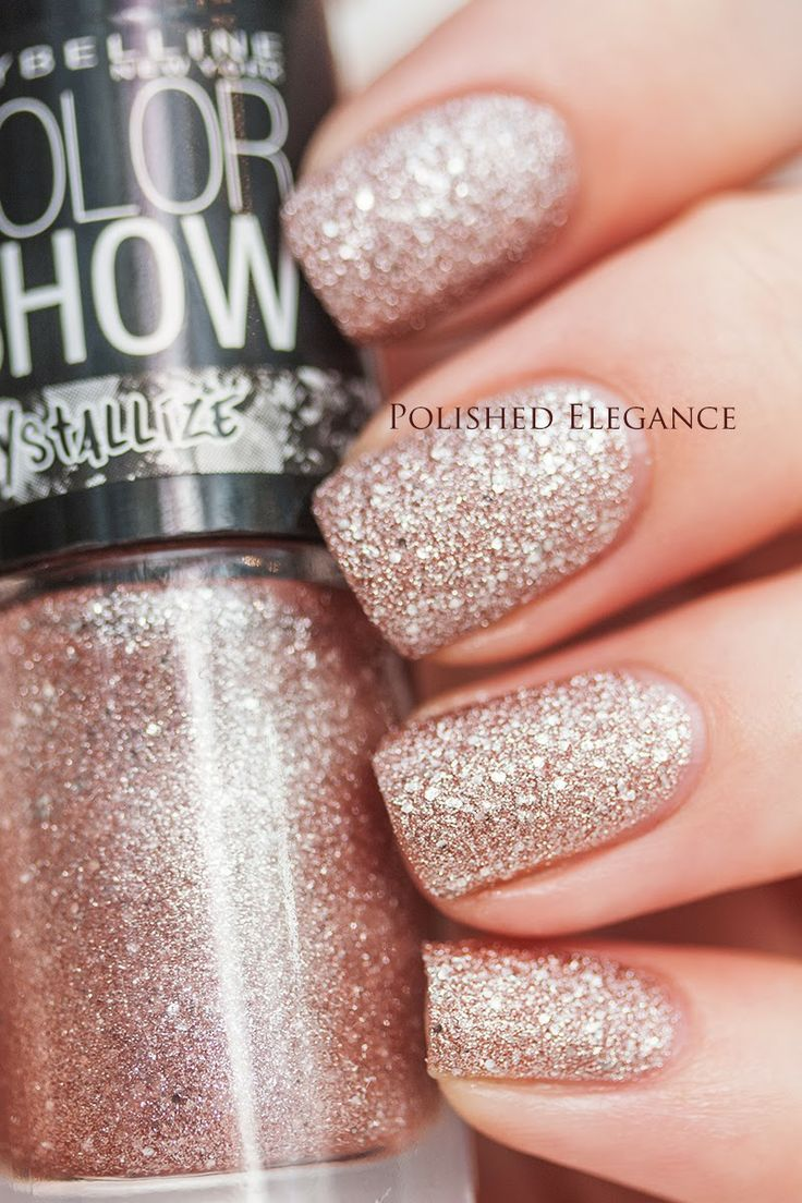 Maybelline - Rose Chic Maybelline New York ColorShow Crystallize ...