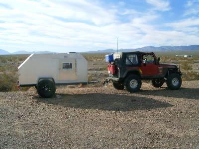OffRoad Camping Trailers JKownerscom Jeep Wrangler