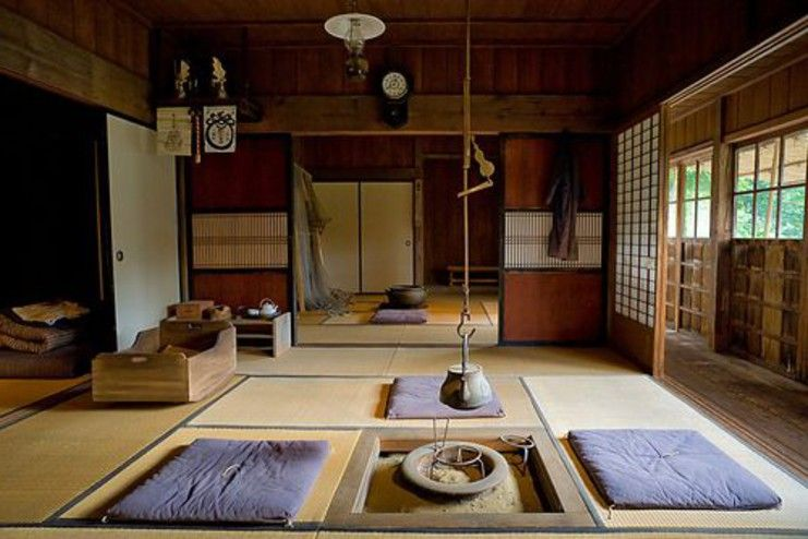 Traditional japanese living room #traditional #japanese #living #room