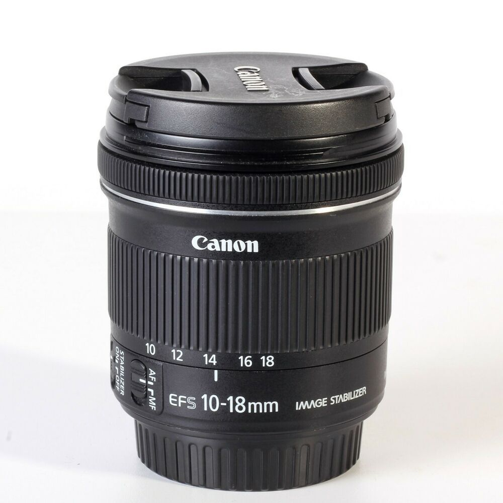 Canon Ef S 10 18mm F4 55 6 Is Stm 10 Things Glassware Mugs