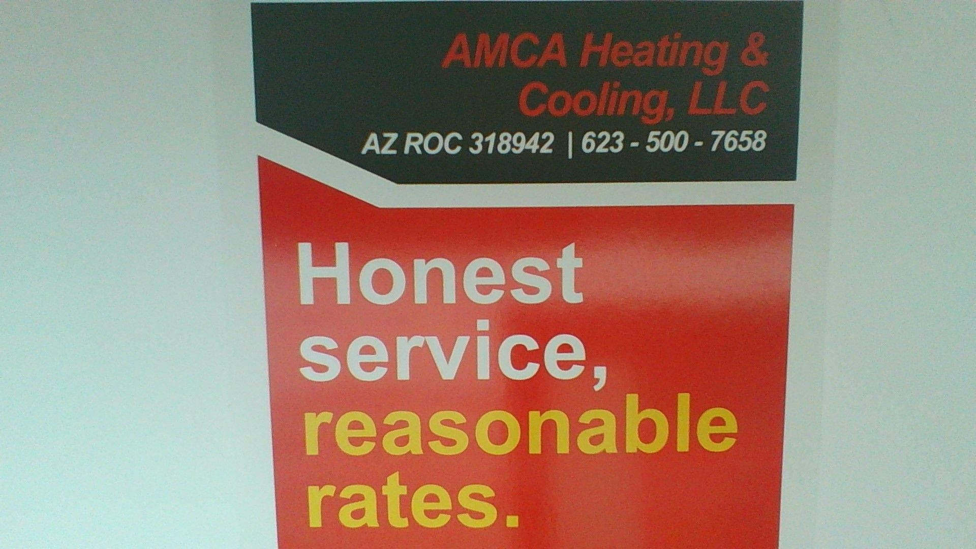 AMCA Heating & Cooling 6235007658 Heating and air