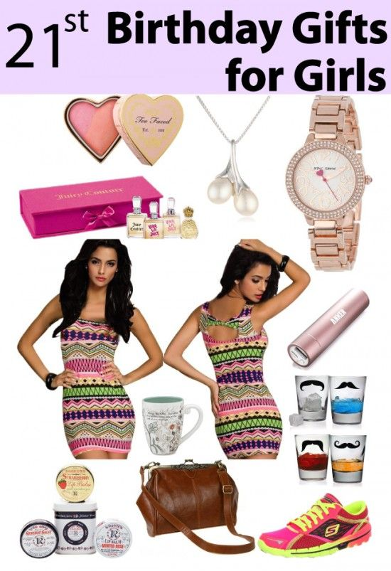 Top 21st Birthday Gifts For Girls
