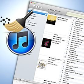how to get rid of songs on itunes