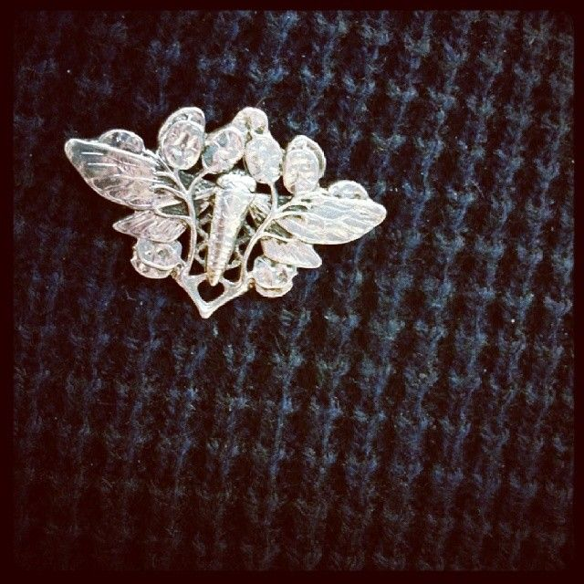 #BroochOfTheDay
