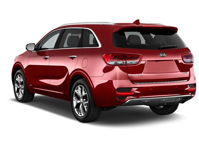 2016 Kia Sorento Review Ratings Specs Prices And Photos The