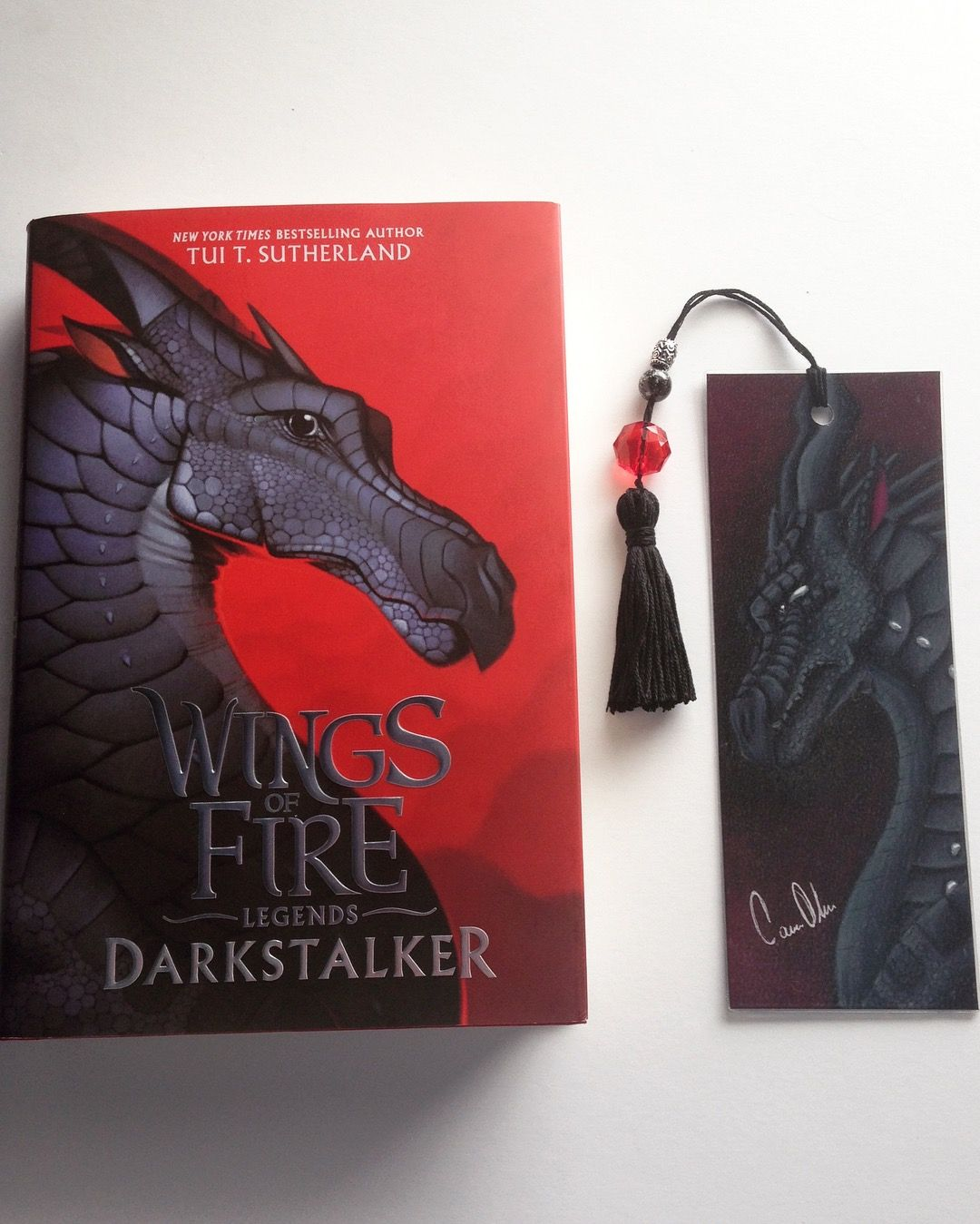 Wings Of Fire Darkstalker Bookmark Can I Has Plz Wings Of Fire Dragons Wings Of Fire Drawing Challenge