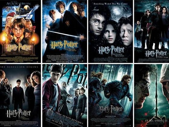 Quiz Therapy Log In Harry Potter Movie Posters Harry Potter All Movies Harry Potter Movies