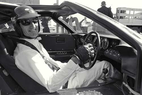 Kenneth Henry Ken Miles 1918 1966 Ken Miles Le Mans Ford