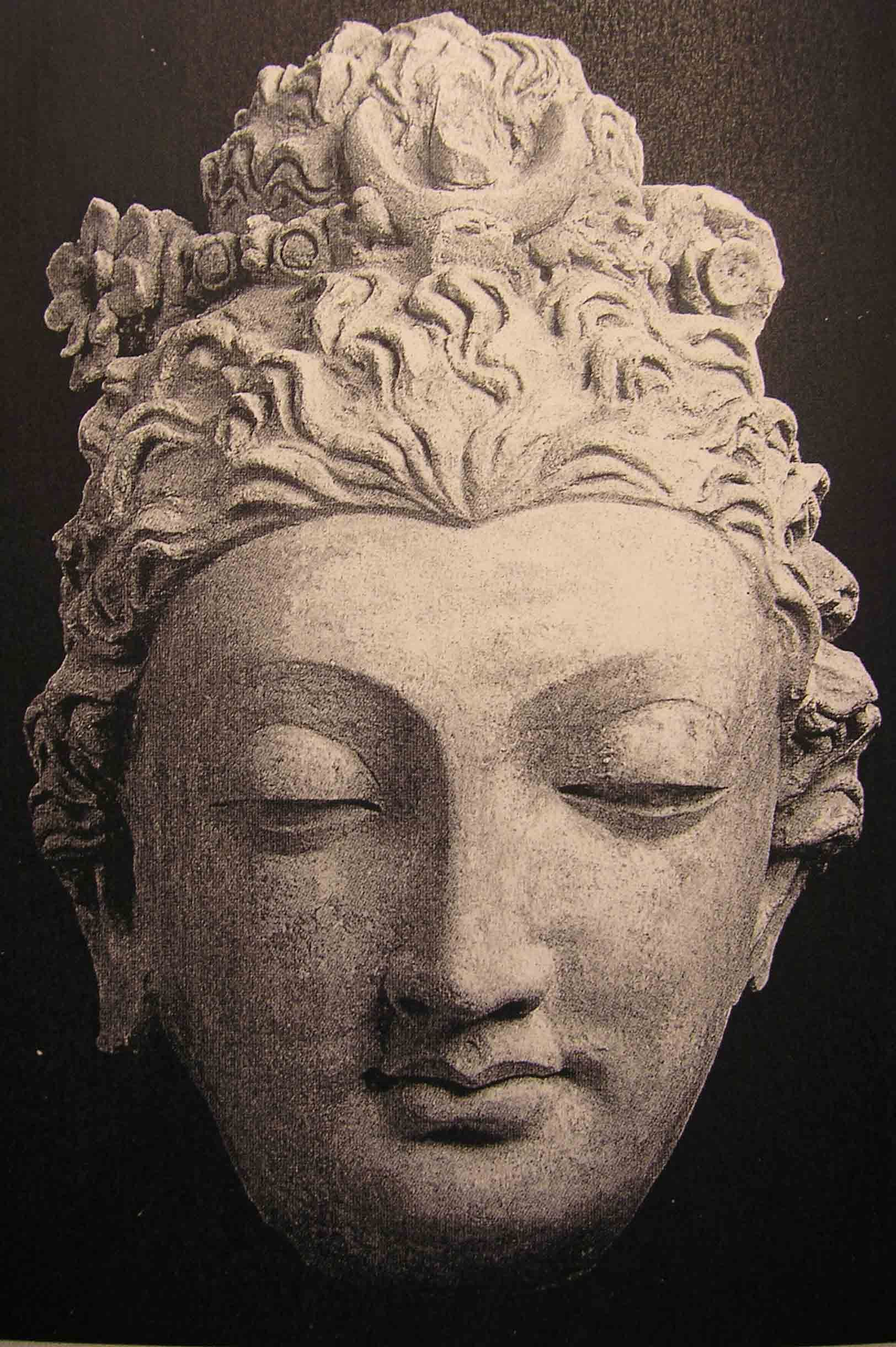 Gandhara Budha Art Buddhist Art Buddha Sculpture