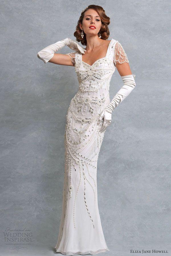 1000  images about Wedding dresses on Pinterest  Wedding Sleeve ...