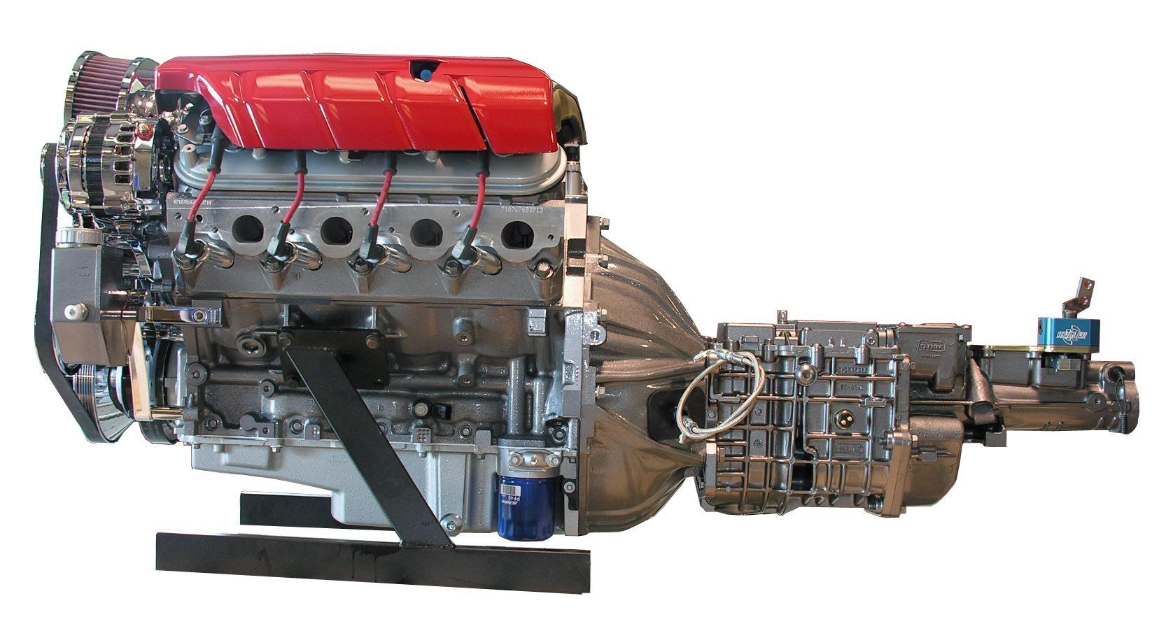 Ls3 Engine With Tko600 Transmission Charcoal Paint 430hp 2015 Wiring Diagram Spsenginescom