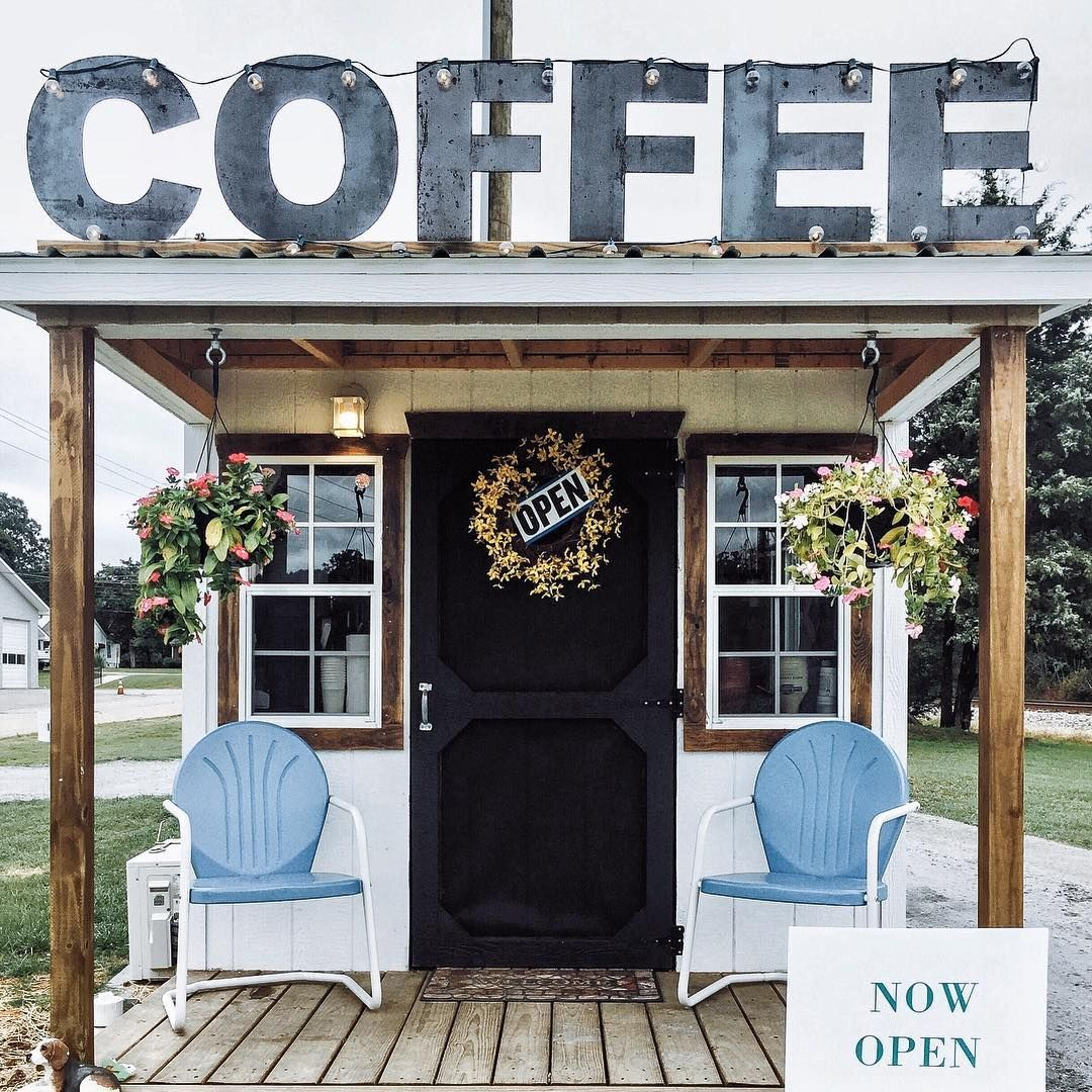 Raleigh Has Many Wonderful Coffee Shops But The Triangle Coffee Scene Is So Much Bigger Than Any One City Wh Coffee Shop Small Coffee Shop Mobile Coffee Shop
