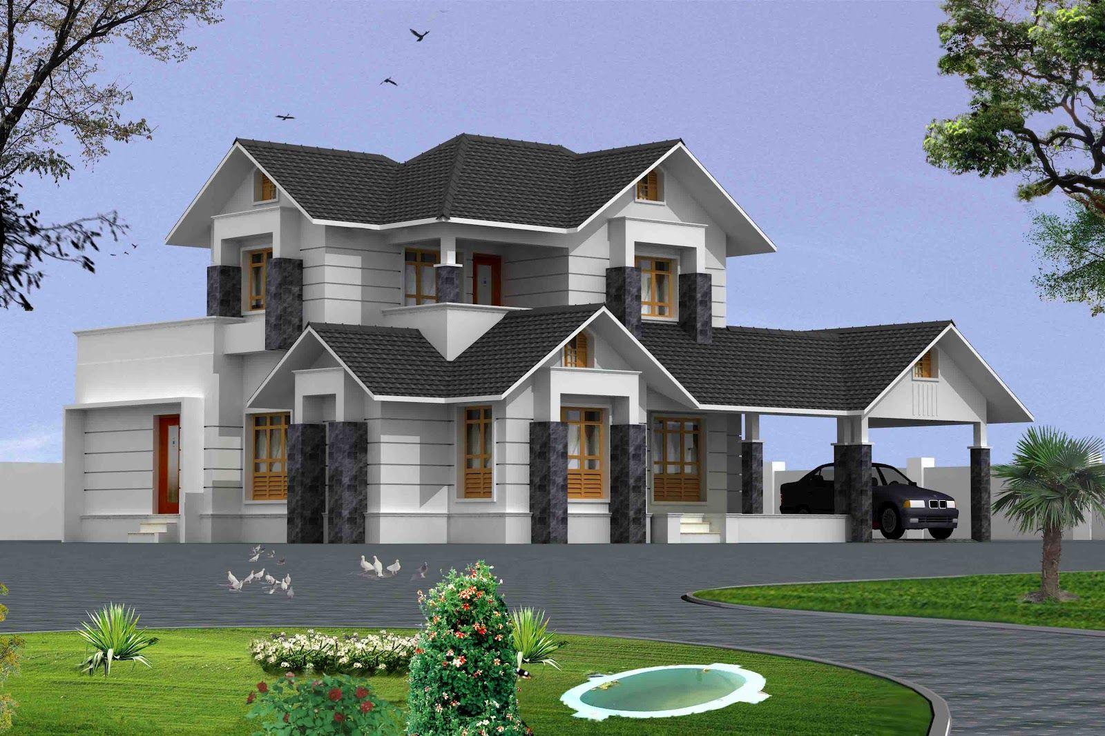 Home Exterior Design India Residence Houses Http Sapuru Also Rh Nz Pinterest