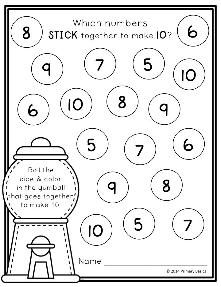 math worksheet : roll and cover math games for kindergarten and first grade  math  : Math Game For Kindergarten