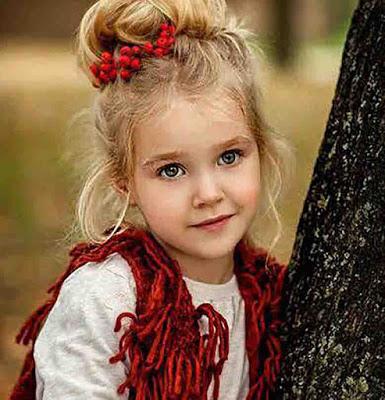 صور بنت صغيرة جميلة Girl Fashion Image