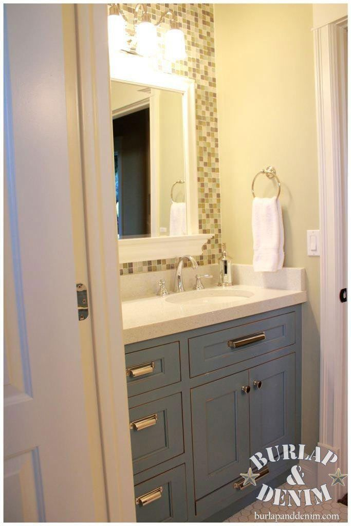 With All Of The Remodeling Going On Amazingly None Of The Bathroom Inexpensive Bathroom Remodel Pottery Barn Bathroom Vanity Simple Bathroom Remodel