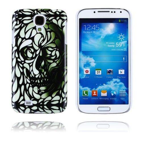 PictureCase (Pääkallo) Samsung Galaxy S4 Suojakuori