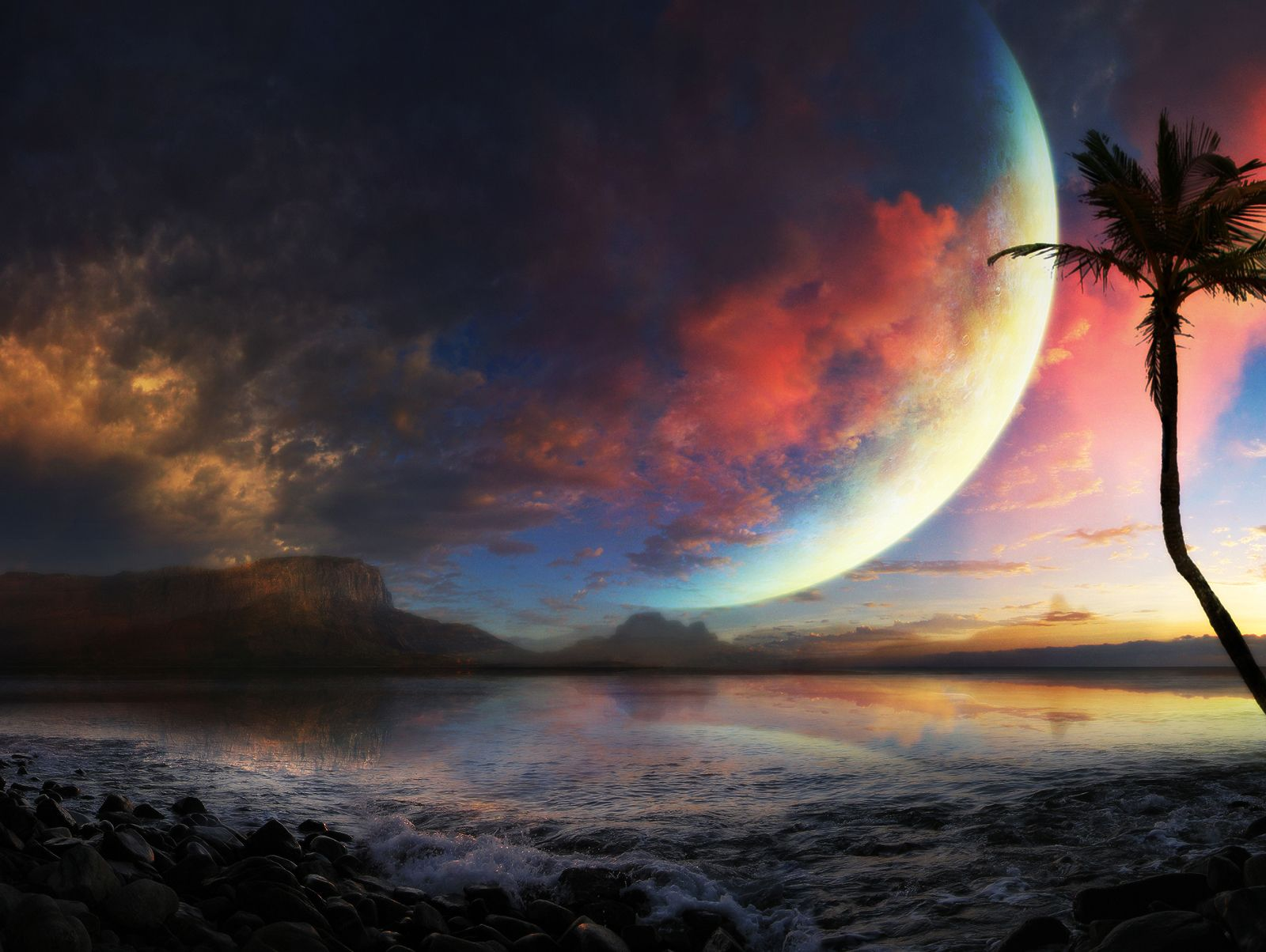 Desktop wallpapers & photos - Fantasy - Other world - 1600 x 1200
